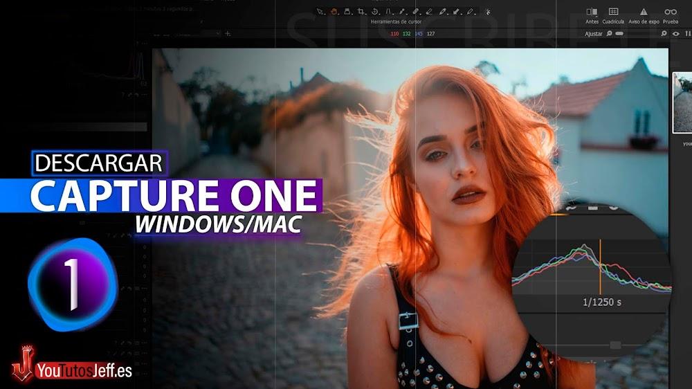 Descargar Capture One para PC Español, Prueba Gratis