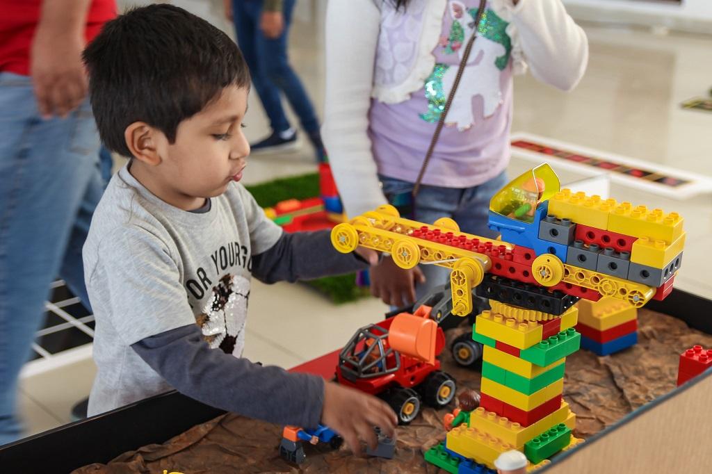 clases de robotica para mis hijos
