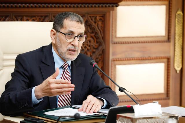العثماني رئيس الحكومة : أنا من إتخذ قرار إغلاق 8 مدن والحكومة تتحمل معي هذه المسؤولية