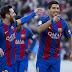 Barcelona golea a Las Palmas