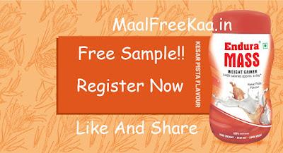 Free Endura Mass