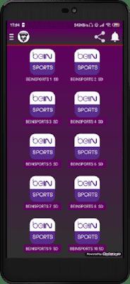 تحميل تطبيق be live apk أخر نسخة لمشاهدة جميع قنوات العالم مباشرة على الأندرويد