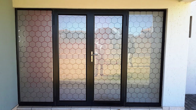 GLASS Door WINDOW Film