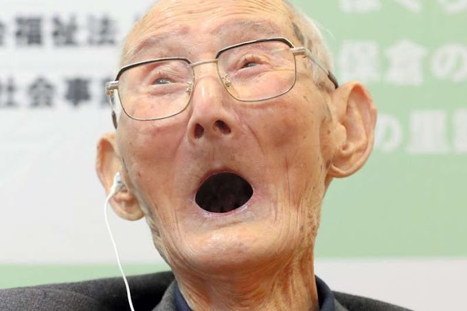 World's oldest man Chitetsu Watanabe dies at 112, days after claiming Guinness World Record