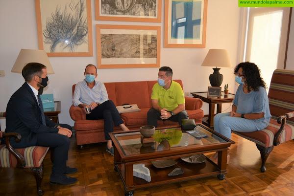 El Cabildo avanza hacia una estrategia integral para la atención de las emergencias en La Palma