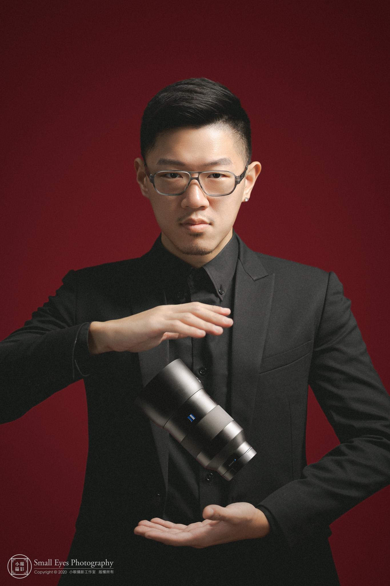 【形象照】 正成集團 2021年度品牌大使-小眼攝影形象照