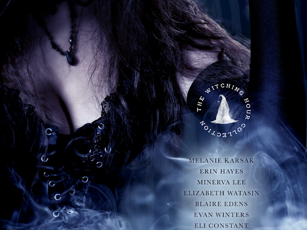 Cover Reveal: The Witching Hour Collection