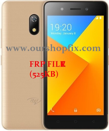 DOWNLOAD ITEL A16 FRP FILE GOOGLE ACCOUNT REMOVE FILE (525kb