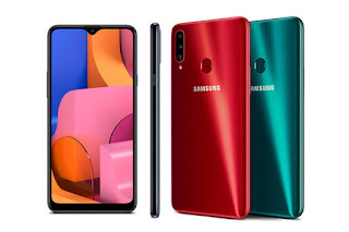 HP Samsung RAM 4 GB Galaxy A20s