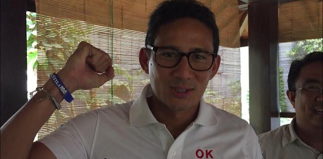 Ahok Jadi Kandidat Pemimpin Ibukota Baru, Sandi: Tunggu Kinerjanya Dulu Sebagai Komut Pertamina