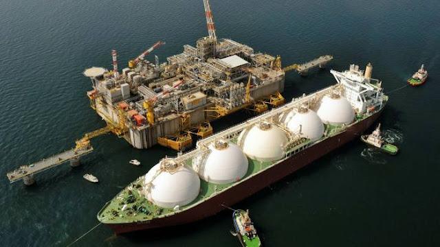 #Qatar pushing ahead with LNG expansion despite slumping demand | Financial Times
