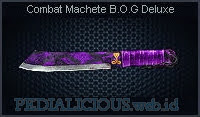 Combat Machete B.O.G Deluxe