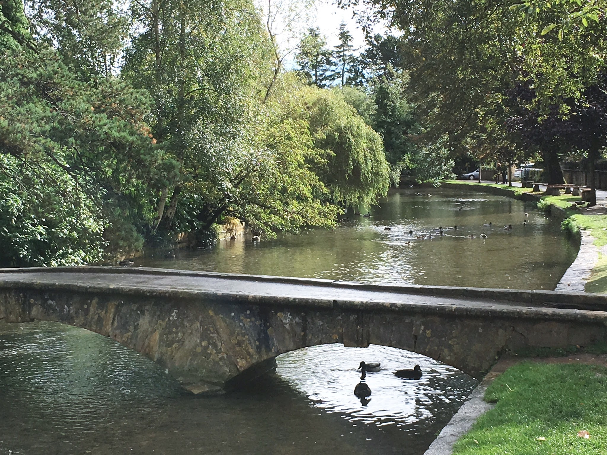 Beautiful Bourton-on-the-Water
