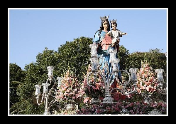 Suspensión en Monte Alto de los cultos a María Auxiliadora en Jerez