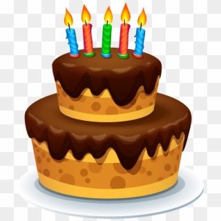 cake birthday decoration png