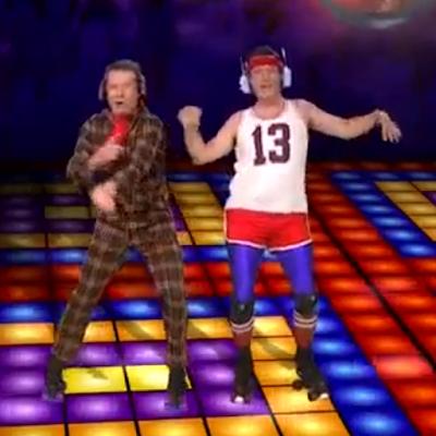 Stephen Colbert Bryan Cranston Get Lucky Daft Punk CINEBLOGYWOOD