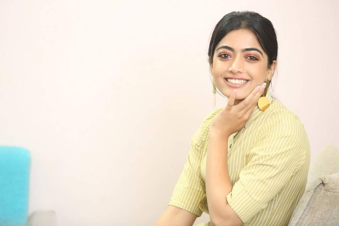 Rashmika Mandanna Photo Gallery ~ FlickScopz