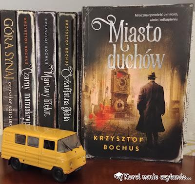 """Krzysztof Bochus """"Miasto duchów"""""""