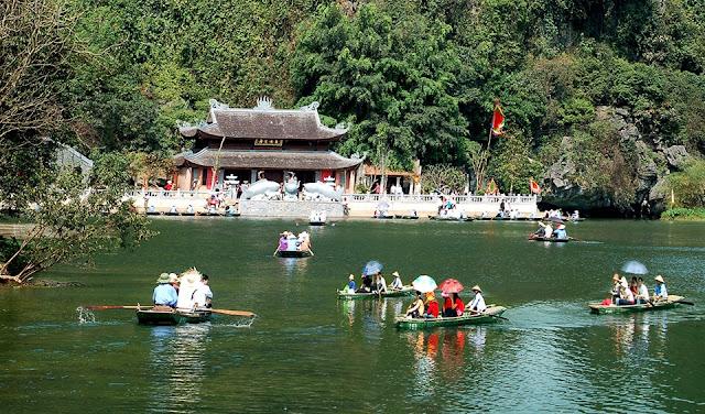 Chia sẻ kinh nghiệm du lịch Tràng An Ninh Bình 2
