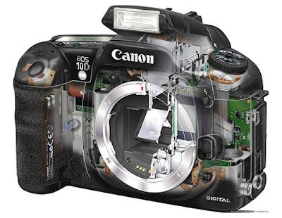 Canon EOS 10D DSLR Firmware最新ドライバーをダウンロードします