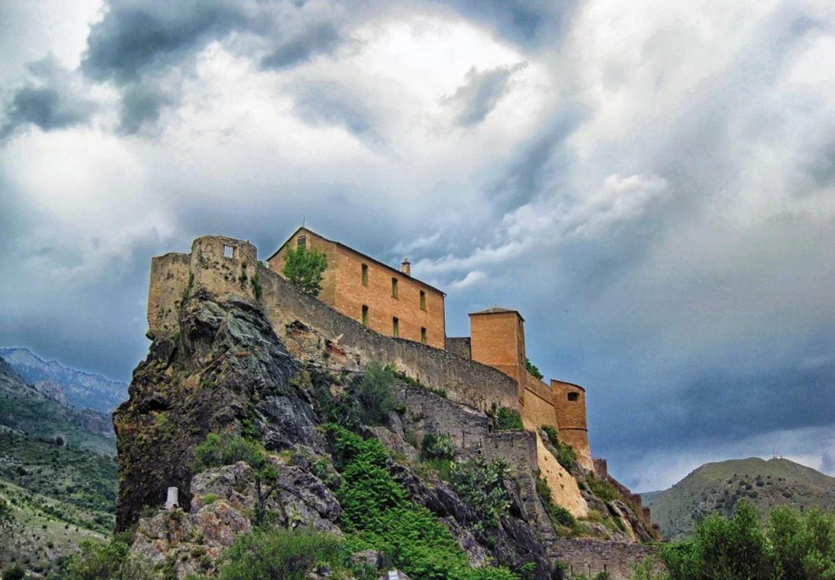 citadelle corte