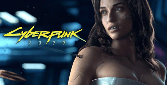 صورة فنية جنسية  18+|  جديدة للعبة سايبر بانك 2077 تدخل فريق التطوير في موقف محرج و