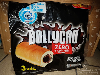 Bollycao Zero Caja Degustabox Mayo 2016