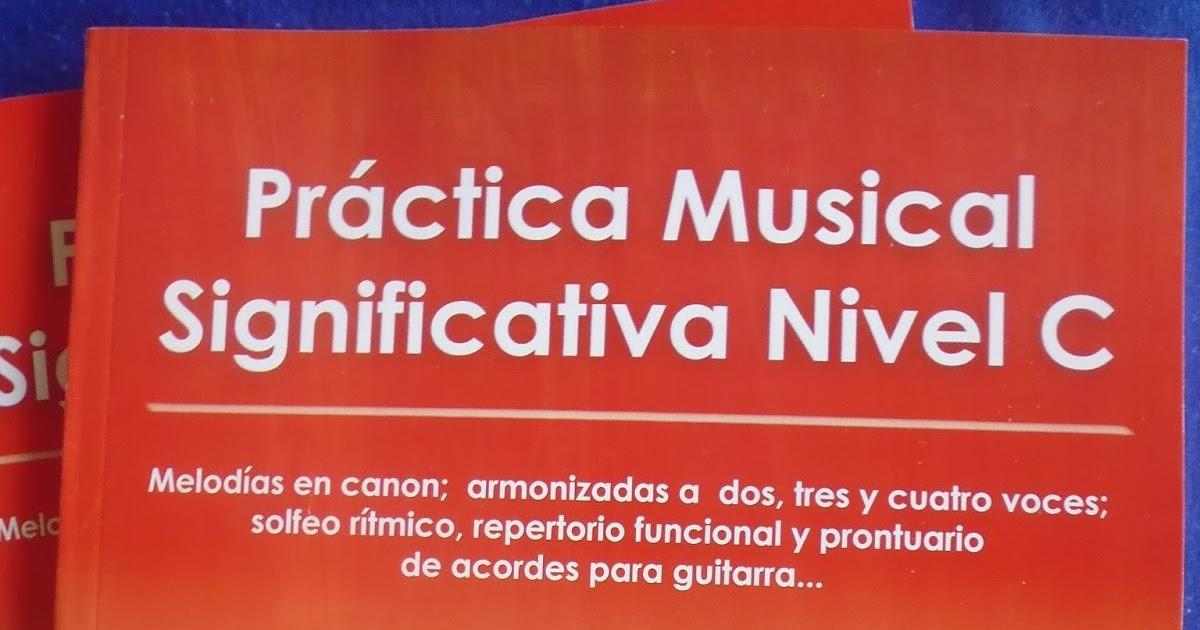 Práctica Musical Significativa: Práctica Musical