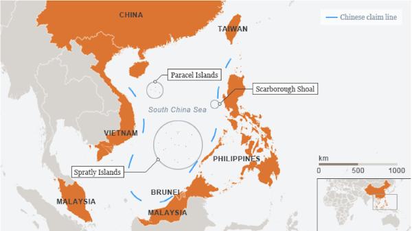 Diprotes RI soal Natuna, China: Kami Berhak & Berkepentingan