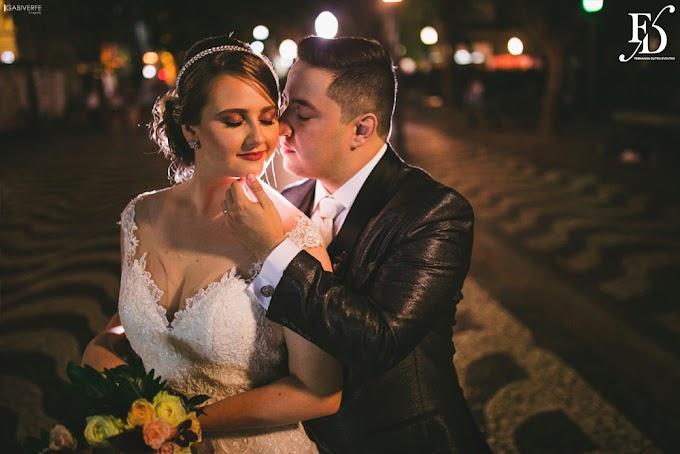 Justine ♥ Guilherme | Casamento | Salão dos Espelhos - Clube do Comércio | Porto Alegre