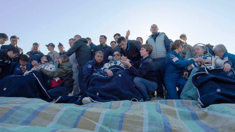 Kru Soyuz MS-07
