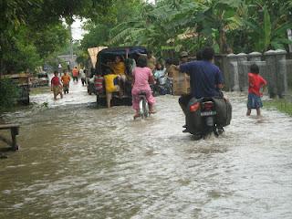 Lagi, Ratusan Rumah Terendam Banjir