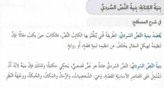 حل درس آمال ذهبت مع الريح لغة عربية فصل أول صف ثامن