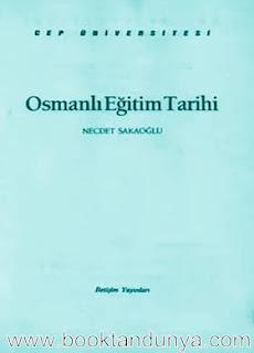 Necdet Sakaoğlu - Osmanlı Eğitim Tarihi  (Cep Üniversitesi Dizisi - 50)