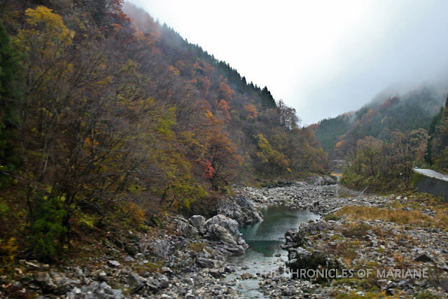 hida train view