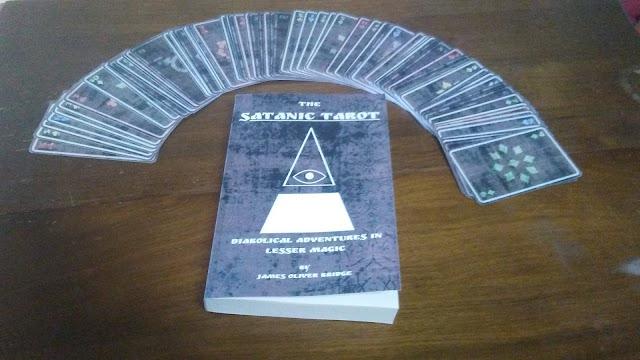 Satanic Tarot Cards