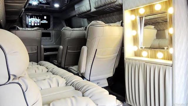 #GOALS: Vice Ganda Ipinasilip Sa Publiko Ang Kanyang Newly-Customized Van!