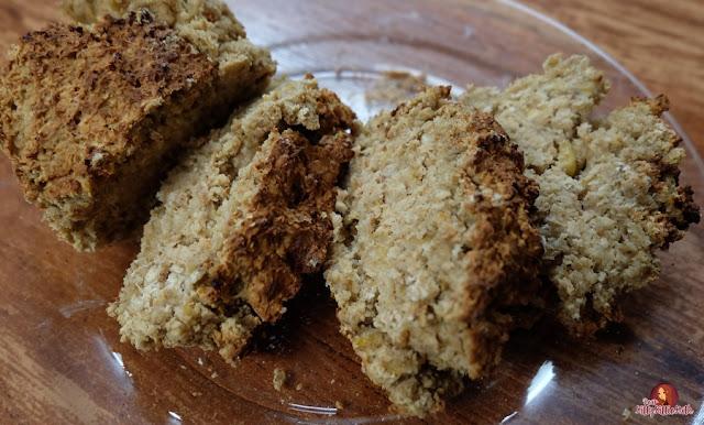 Receita de pão de banana vegan de macaco robusto | Querida Kitty Kittie Kath 2