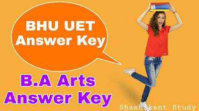 bhu-b.a-arts-answer-key