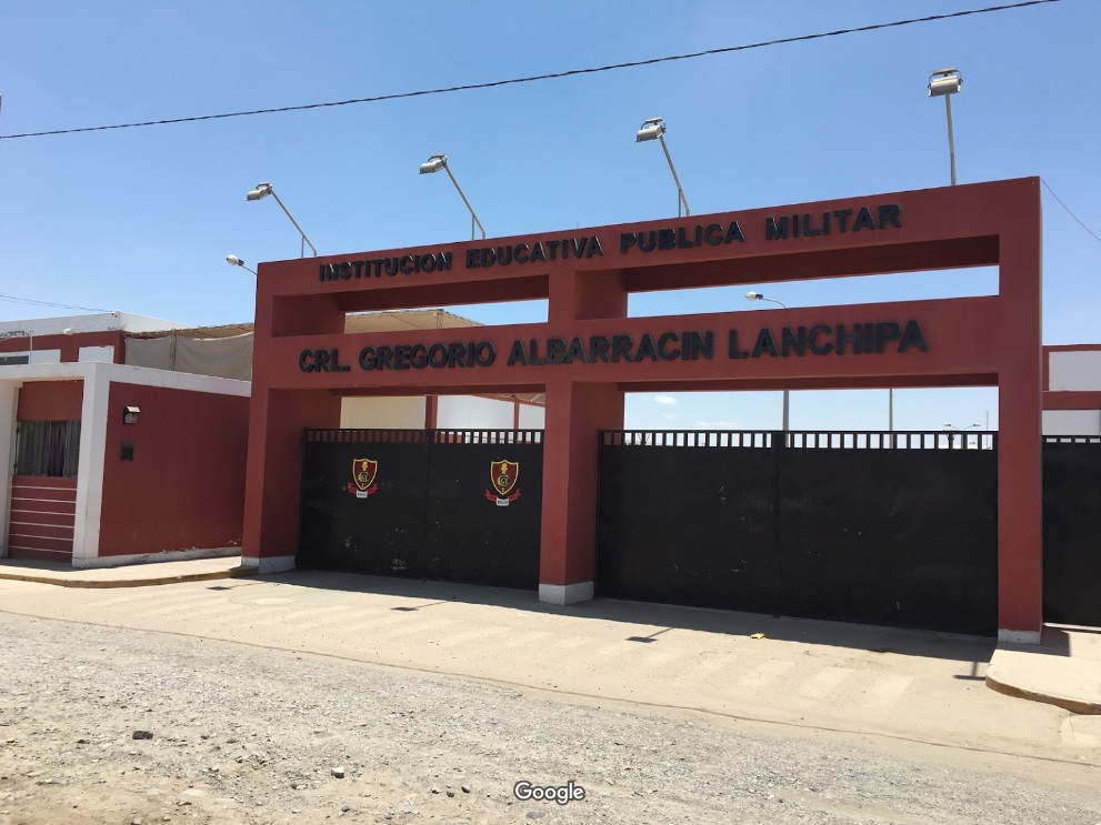 Colegio MILITAR CORONEL GREGORIO ALBARRACIN LANCHIPA