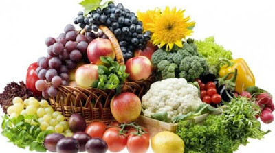 Importance of vegetables and fruits in our food