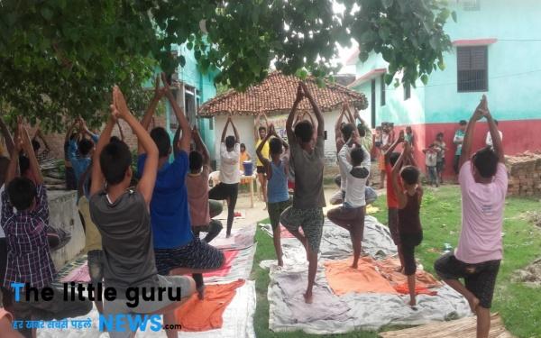 Bhaluahiya yog shivir 2020