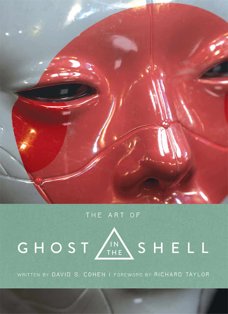 El libro oficial The Art of Ghost In The Shell