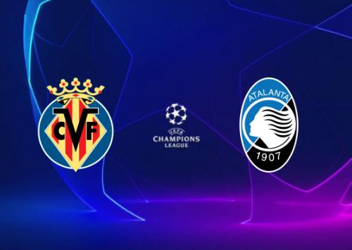 Villarreal vs Atalanta -Highlights 14 September 2021