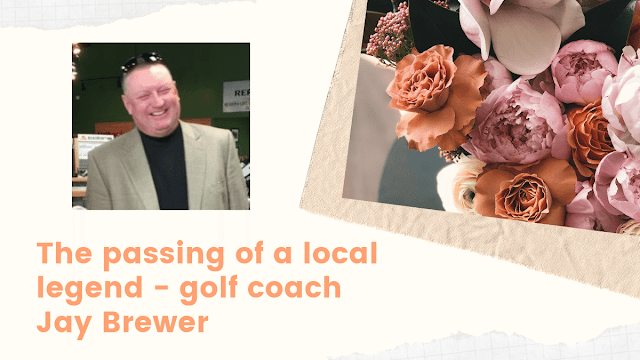 TISD and Nash citizens mourn the loss of golf coach and local legend Jay Brewer