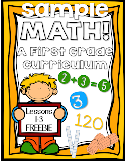 https://www.teacherspayteachers.com/Product/FREEBIE-Math-for-First-Grade-Unit-1-Numbers-to-50-Lessons-1-3-1885016
