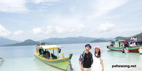 paket open trip pulau pahawang