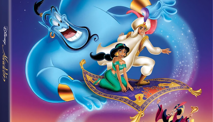 """Which Is Your Favorite """"Aladdin"""" Movie? Giveaway for the New Live-Action Film AND the Animated Classic!"""