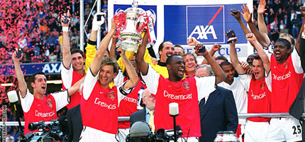 The Highbury Library: Retro Match Report: FA Cup Final 2002