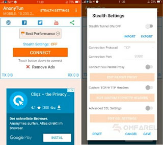 Download Anonytun Pro (Unlimited Pro) 6.8 APK Terbaru 2018